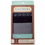 EK Success - Laliberi - Julie Comstock - Jewelry - Fabric Strips - Dark - Assortment 1