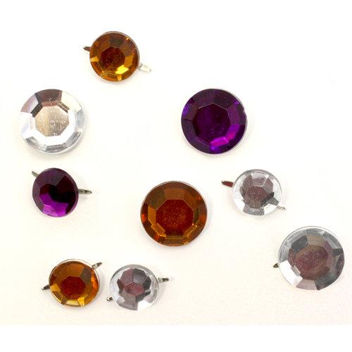 EK Success - Laliberi - Julie Comstock - Jewelry - Gemstone Brads - Light