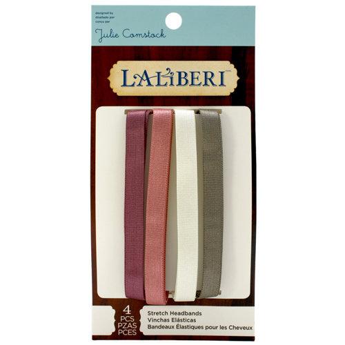 EK Success - Laliberi - Julie Comstock - Jewelry - Soft Hair Bands - Light - Plain