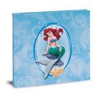EK Success - Disney Collection - 8x8 Album - Ariel, CLEARANCE