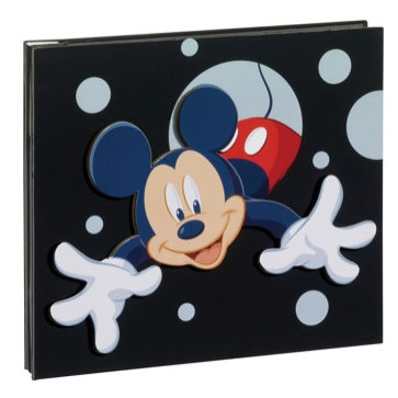 EK Success - Disney - 8x8 Album - Mickey Peeking
