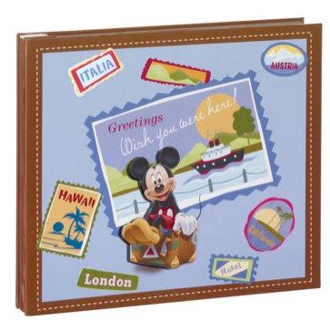 EK Success - Disney - 8x8 Album - Mickey Vacation