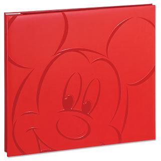 EK Success - Mickey Album - 8 x 8 - Red