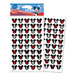 EK Success - Disney - 3 Dimensional Stickers - Mickey Ears Alphabet