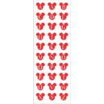 EK Success Disney Collection - Mickey Icon Alphabet Stickers, CLEARANCE