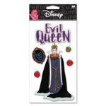 EK Success Disney - 3D Stickers - Evil Queen