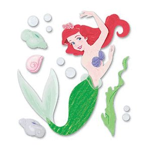 Jolee's Boutique - Disney Princess Collection - Ariel with Bubbles, CLEARANCE