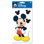 EK Success Disney - 3D Stickers - Mickey Mouse