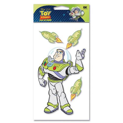 EK Success Disney - 3D Stickers - Buzz Lightyear