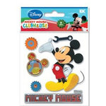 EK Success - Disney Collection - Mickey Mouse Clubhouse - 3 Dimensional Stickers - Mickey Mouse