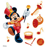 EK Success - Disney Collection - 3 Dimensional Stickers with Foil Accents - Mickey Parade