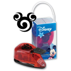 Disney Collection Paper Shapers - Mickey Swirl