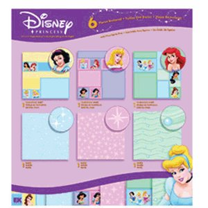 EK Success Disney Collection Paper Packs - Princess