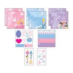 EK Success - Disney - 8x8 Page Kit - Princess Jewels