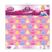 EK Success - Disney Princess Collection - 12x12 Paper Pack - Princess Tradition