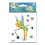 EK Success - Disney Fairies Collection - 3 Dimensional Stickers - Tink Gems, CLEARANCE