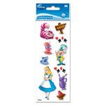 EK Success - Disney - 3 Dimensional Stickers - Alice in Wonderland