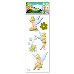 EK Success - Disney - 3 Dimensional Stickers - Tinker Bell