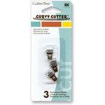 EK Success - Cutter Bee - Curvy Cutter Replacement Blades