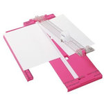 EK Success - Cutterpede Paper Trimmer - Pink, CLEARANCE