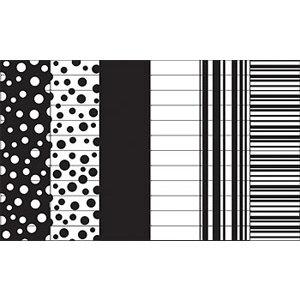 EK Success - Fastenater Staple Bars - Black and White