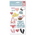 EK Success - I Do Collection - Jolee's Boutique - Honeymoon