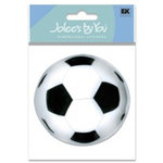 EK Success - Jolee's By You - Dimensional Stickers - Soccer