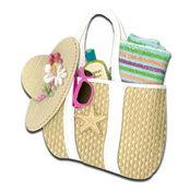 EK Success - Jolee's By You - Dimensional Stickers - Beach Bag