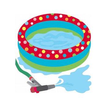 EK Success - Jolee's By You - Dimensional Stickers - Kiddie Pool