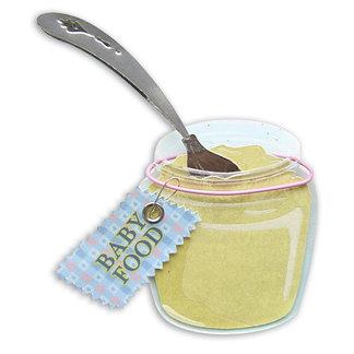 EK Success - Jolee's By You - Dimensional Stickers - Baby Food