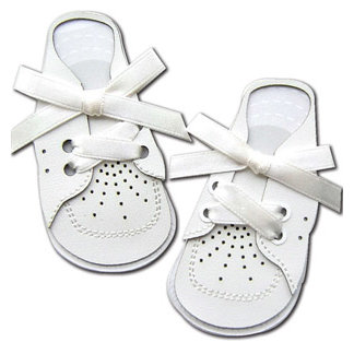 EK Success - Jolee's By You - Dimensional Stickers - Babies 1st Shoes