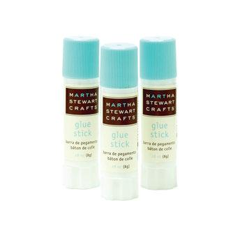 Martha Stewart Crafts - Glue Stick - Small - 3 pack