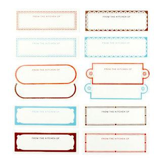 Martha Stewart Crafts Cafe Au Lait Collection Self Adhesive Kitchen