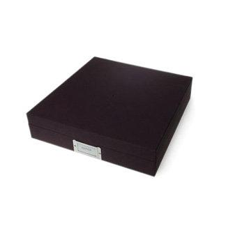 Martha Stewart Crafts - Storage Box - 12 x 12 - Ebony, BRAND NEW