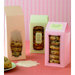 Martha Stewart Crafts - Tall Cookie Box Kit - Pink Green and Butter, BRAND NEW