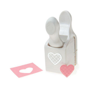 Martha Stewart Crafts - Craft Punch - Embossed Heart