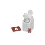 Martha Stewart Crafts - Double Craft Punch - Ladybug