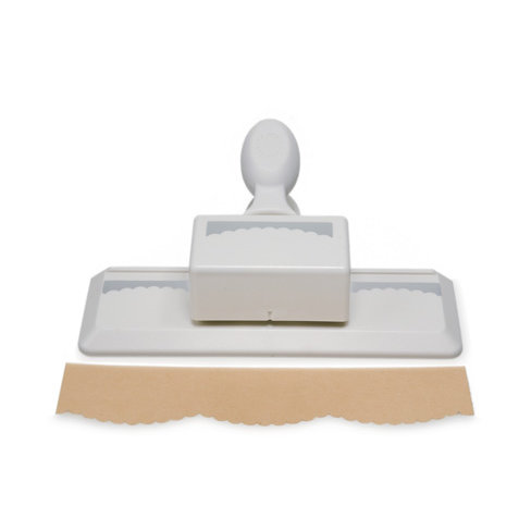 Martha Stewart Crafts - Edge Punch - Double Scallop