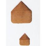 Martha Stewart Crafts - Grosgrain Ribbon Photo Corners - Brown, BRAND NEW
