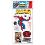 EK Success - 3-D Dimensional Stickers - Marvel Collection - Heroes - Spiderman, CLEARANCE