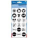EK Success - Paper Shapers Acrylic Stamps - Mickey and Friends, CLEARANCE