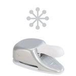 EK Success - Paper Shapers - Decorative Punch - Spangle Flourish