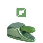 EK Success - Paper Shapers - Decorative Punch - Photo Corner Curved