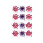 Jolee's Boutique - Photo Corners - Flower Buttons