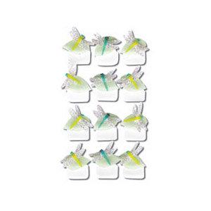 Jolee's Boutique - Photo Corners - Iridescent Dragonflies