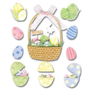 Jolee's Boutique - Egg Basket