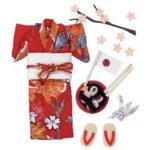 Jolee's Boutique Destination Stickers - Kimono