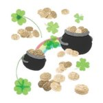 Jolee's Boutique Stickers - Pots o' Gold