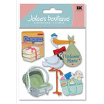 EK Success - Jolee's Boutique - Dimensional Stickers - Coming Home