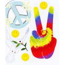 EK Success - Jolee's Boutique - Dimensional Stickers - Peace